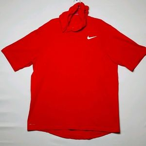 Men Nike Tee Jacket
